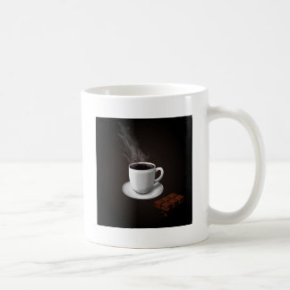 Abstract Everyday Chocolate Sugar Mugs