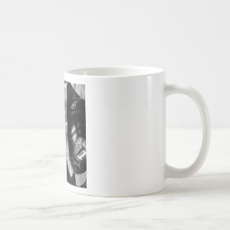 Abstract Everyday Firefighter Mugs