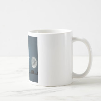 Abstract Everyday Night Time Capitalism Coffee Mugs