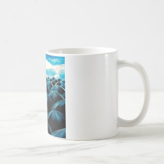 Abstract Everyday Rain Protection Coffee Mug