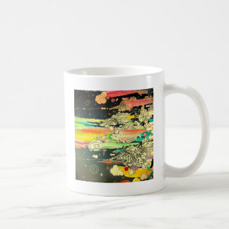 Abstract Everyday Splash Paint Mugs