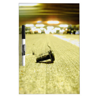 Abstract Everyday Steel Bolt Dry-Erase Boards