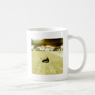 Abstract Everyday Steel Bolt Coffee Mug