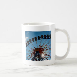Abstract Everyday Wheel Of Fortune Coffee Mugs