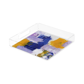 Abstract Expression #9 by Michael Moffa Perfume Tray