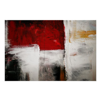 Abstract Expressionist Art Poster Abstract Prints