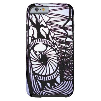 Abstract Eye Tough iPhone 6 Case
