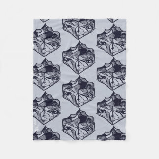 Abstract Face Blanket