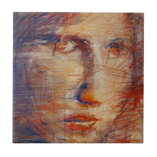 Abstract Face Ceramic Tiles