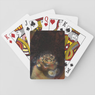 Abstract Face  Playing Cards