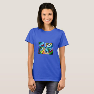 Abstract Face T-Shirt
