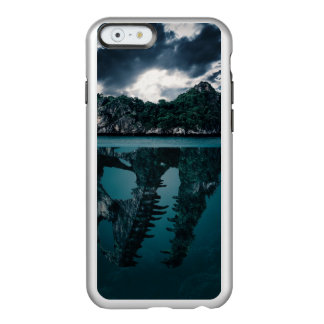 Abstract Fantasy Artistic Island Incipio Feather® Shine iPhone 6 Case