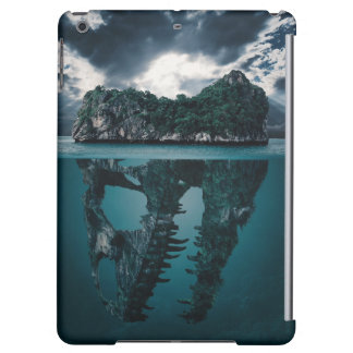 Abstract Fantasy Artistic Island iPad Air Case