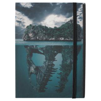 "Abstract Fantasy Artistic Island iPad Pro 12.9"" Case"