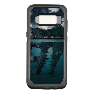 Abstract Fantasy Artistic Island OtterBox Commuter Samsung Galaxy S8 Case