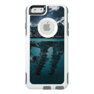 Abstract Fantasy Artistic Island OtterBox iPhone 6/6s Case