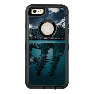 Abstract Fantasy Artistic Island OtterBox iPhone 6/6s Plus Case