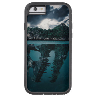 Abstract Fantasy Artistic Island Tough Xtreme iPhone 6 Case