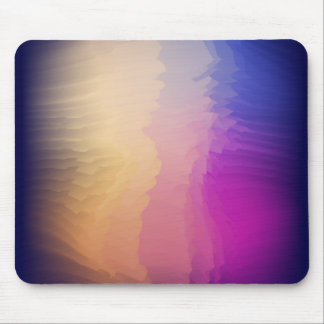 Abstract fantasy mouse pad