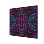 Abstract Fantasy Night Twinkling Skies Canvas Canvas Print