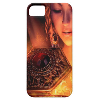 Abstract Fantasy Pandorras Magic Box iPhone 5 Case