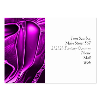 abstract fantasy purple.jpg business card template