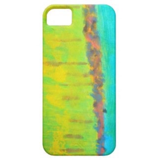 Abstract Field iPhone 5 Covers