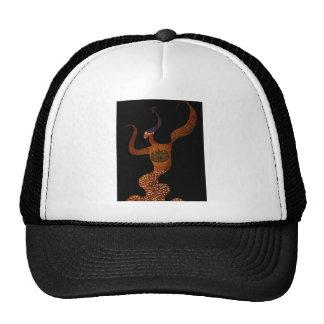 Abstract Figure Trucker Hat