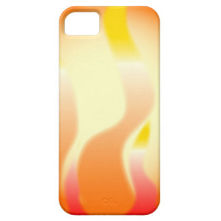 Abstract Fire iPhone 5 Cover
