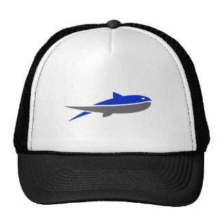 Abstract Fish Baseball Cap Trucker Hat