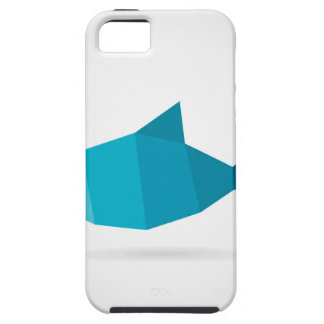 Abstract fish case for the iPhone 5