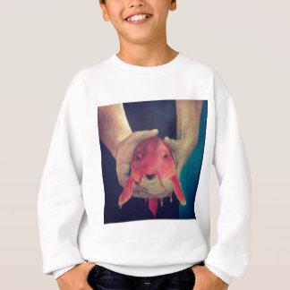Abstract Fish Sweatshirt