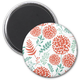 Abstract Floral Background | Magnet