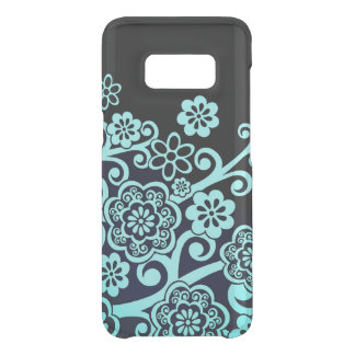 Abstract Floral Design Get Uncommon Samsung Galaxy S8 Case