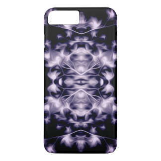 Abstract Floral Graphic Pattern iPhone 7 Plus Case
