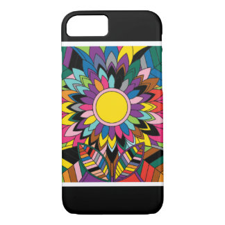 Abstract FLORAL iPhone 7 Case
