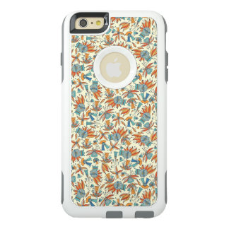 Abstract floral pattern design OtterBox iPhone 6/6s plus case