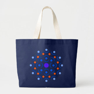 Abstract  Flower Giant Bag