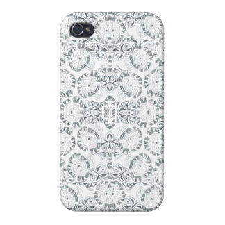 Abstract Flower Pattern iPhone 5/5S Case