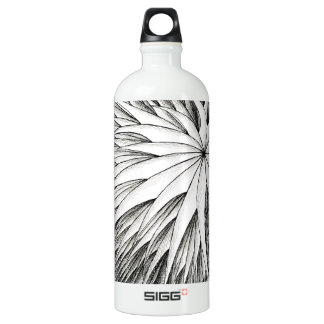 Abstract Flower - SIGG Water Bottle