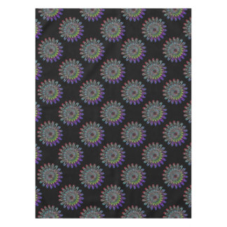 Abstract flower. tablecloth