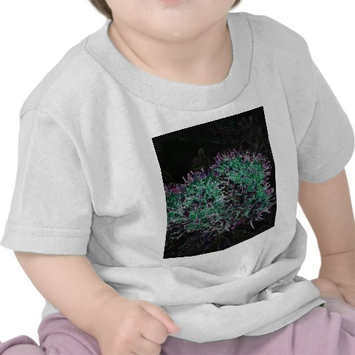 Abstract Flower Tshirt
