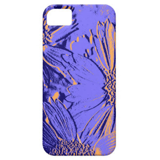 Abstract Flowers 2 iPhone 5 Case
