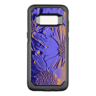 Abstract Flowers 2 OtterBox Commuter Samsung Galaxy S8 Case