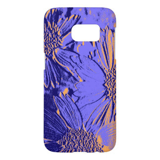 Abstract Flowers 2 Samsung Galaxy S7 Case