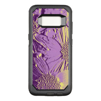 Abstract Flowers 3 Cute Floral OtterBox Commuter Samsung Galaxy S8 Case
