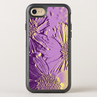 Abstract Flowers 3 Cute Floral OtterBox Symmetry iPhone 8/7 Case