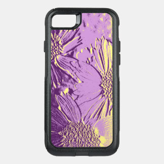 Abstract Flowers 3 OtterBox Commuter iPhone 8/7 Case