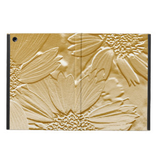 Abstract Flowers 4 iPad Air Cover