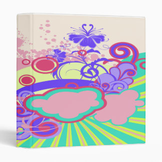 abstract flowers in the sky notebook-01 binder